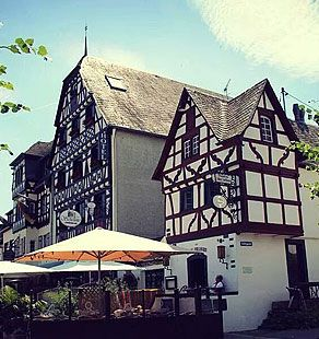Unser Restaurant in Bad Breisig